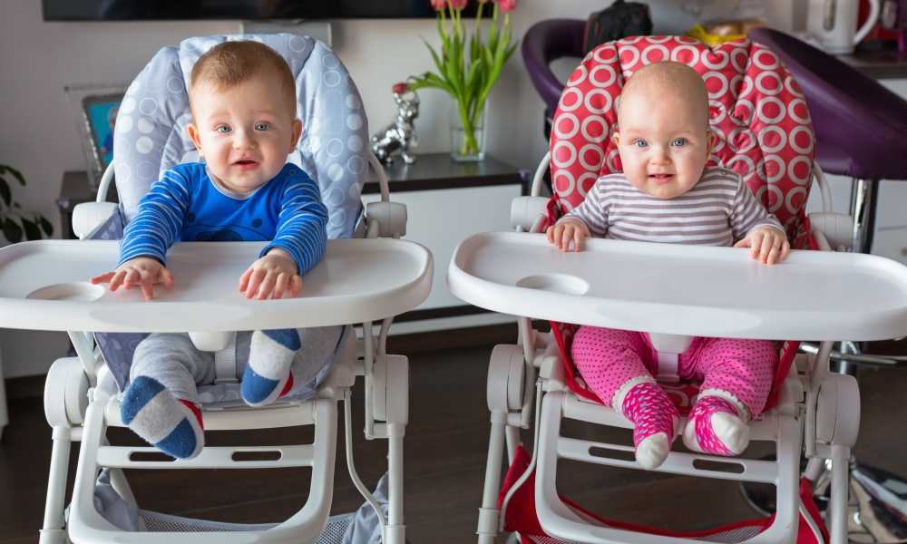 When Can a Baby Sit in a High Chair in a Restaurant?