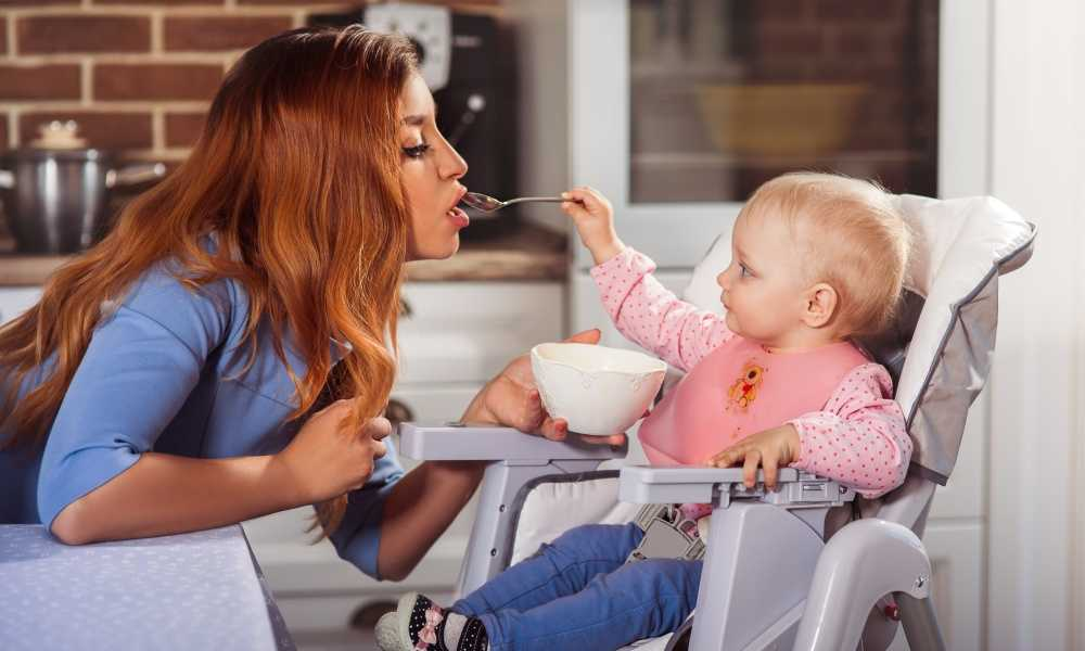 At What Age Does a Baby Use a High Chair?