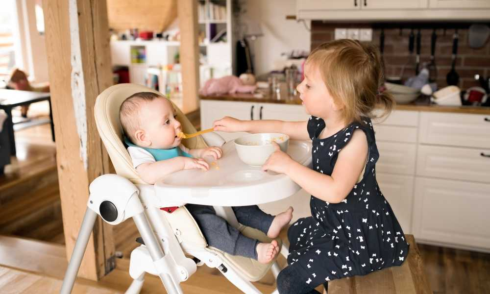 How to Clean a High Chair?